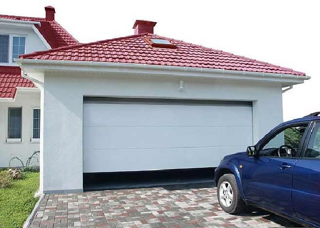Надежный гараж для автомобиля